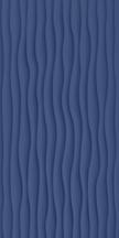 Reef Deep Blue Matte Wall Tile 12x24