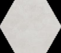 Avenue A Gray Floor/Wall Tile (Waterjet Cut) 22.5x22.5HEX