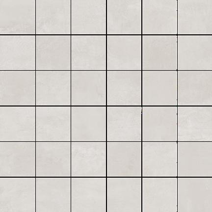 Avenue A Gray 36pc Mosaic M122