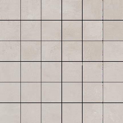 E. Houston Warm Gray 36pc Mosaic M122