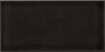 Bravado Black Glossy Wall Tile (Glossy) 3x6