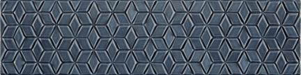 Pride Blue Glossy Listellos (Glossy) L3x12