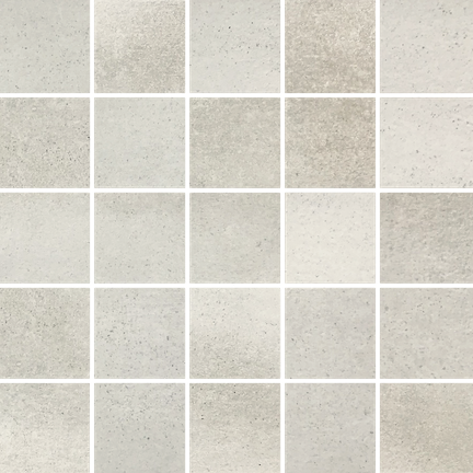 Alumina 25 Piece Mosaic M12