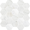 Casablanca Honed Hexagon Mosaics M3x3HEX