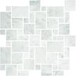 Makrana Honed Versailles Mosaics M12VERS