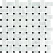 Makrana Polished Basketweave Mosaics M12BW