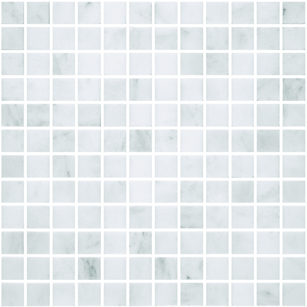 Makrana Polished 144 Piece Mosaics M1x1