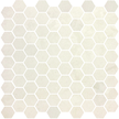 Dahlia Polished Hexagon Mosaics M12HEX