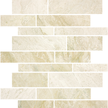 Giallo Honed Random Stack Mosaics RSP12