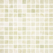 Crema Polished 144 Piece Mosaics M1x1
