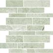 Argento Honed Random Stack Mosaics RSP12