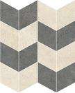 Warm Mix Mix Mosaics M3x3CHEV