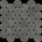 Salon 30 Piece Circle Mosaics M2.5CIR