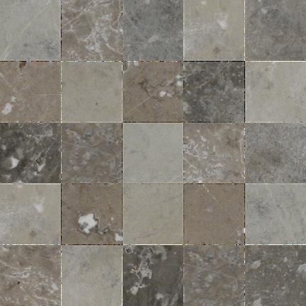 Estate 25 Piece Mosaics M12
