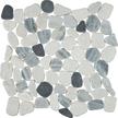 Orion Round Round Pebble Mosaics 12x12